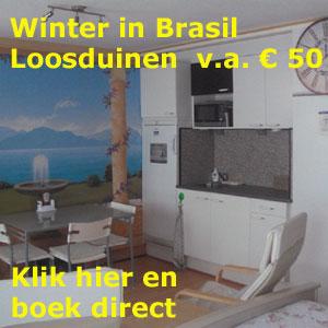 winter in brasil den Haag